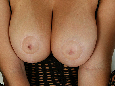 big round knockers
