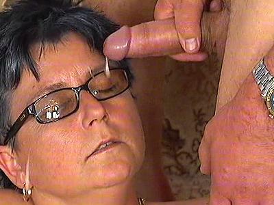 Crazy old whore pavise screwed